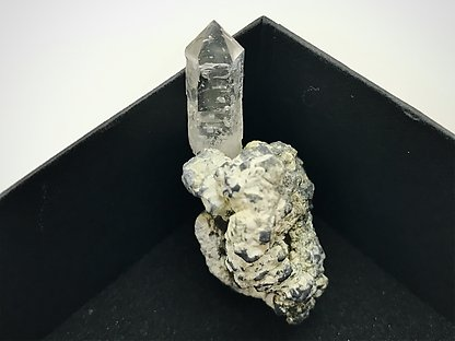 Quartz with Galena