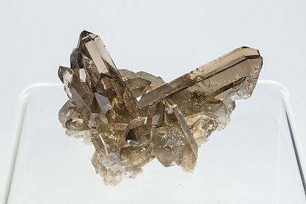 Quartz (variety smoky)